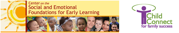 Center on the Social and Emotional Foundations for Early Learning Training Module Graphic